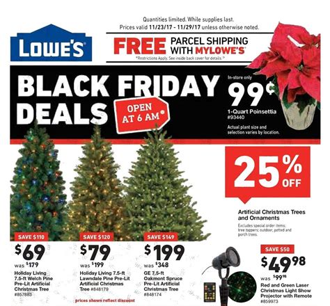 lowes deals black friday 2017 lowe s ad scan buyvia