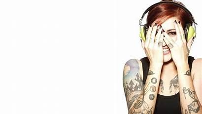 Tattoos Tattoo Background Tattooed Wallpapers Headphones Levy