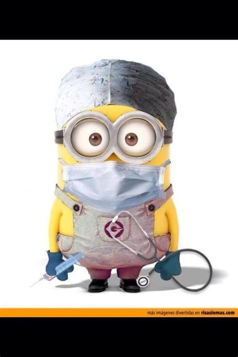 surgery minion medicine pinterest minions