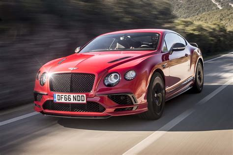 next bentley continental gt to feature quot radical quot styling changes bentley suv moving forward