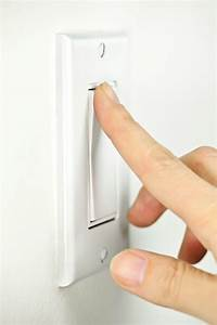 Repairing A Light Switch
