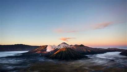 Indonesia Bromo Mount Indonesian Cnn Backgrounds Background