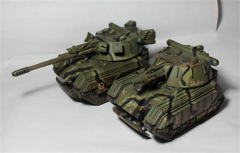 ratgard  releases imperial guard tank conversion kits