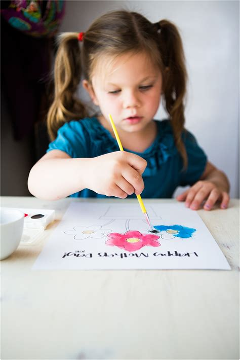 mothers day directed drawing free printable sixth 783   STEAM Activities for Preschoolers 6950