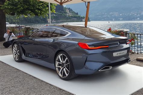Its Back Bmw Concept 8 Series Previews New Plush Coupe