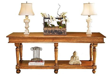 farmhouse style console table farmhouse console table
