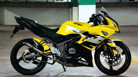 Modification 150 Rr by Kawasaki 150 New Rr