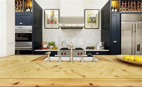 ideas for kitchen worktops choosing the best worktop designs for kitchens the tree