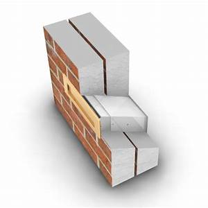 standard size ls16 letter chute in a double brick wall With through wall letter chute