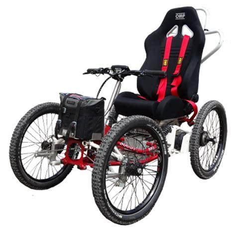 buggy bike fauteuil tout terrain electrique ebuggy