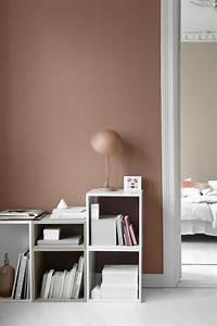 Decoration Peinture : couleurs chaudes conseils et astuces de peinture et d co ~ Nature-et-papiers.com Idées de Décoration