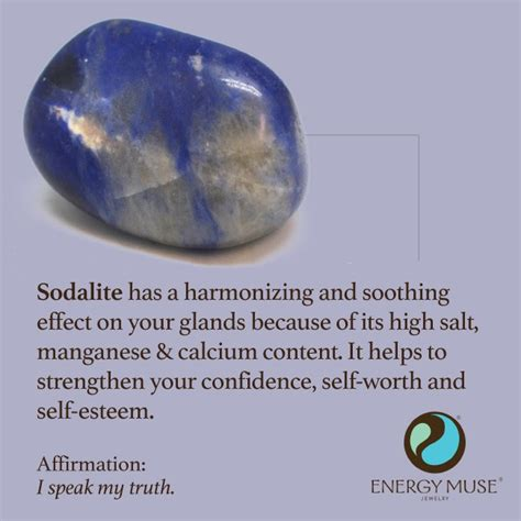 Sodalite Stone, View the Best Sodalite Stones from Energy