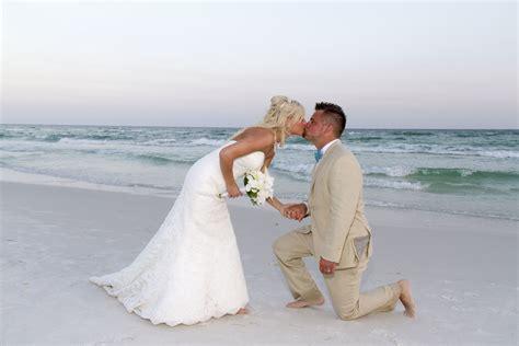 Beach Wedding : Barefoot Weddings- Beach