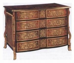 etude des styles des meubles le style louis xiv With meuble louis xiv