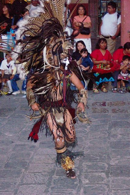 Native American Aztec Warrior