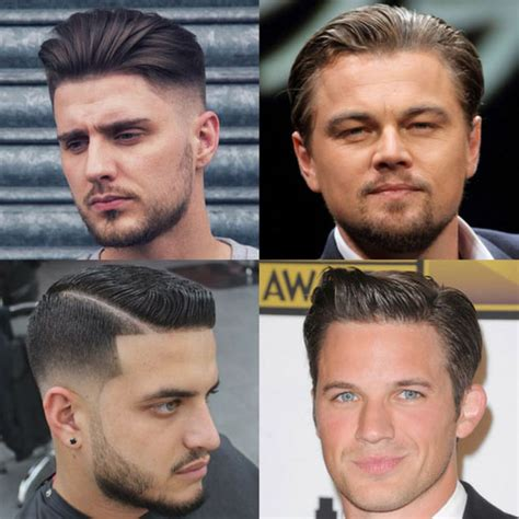 haircuts for faces guys hairstyles for shape hairstyles 2877