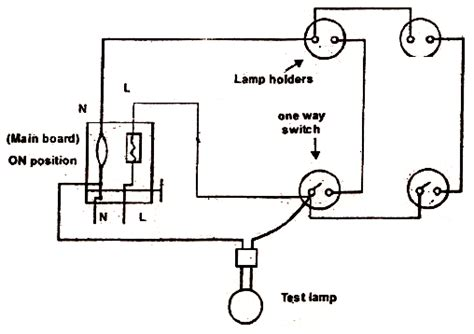 Test Light Electrical Circuit Diagram by Electrical Topics Polarity Wiring Test