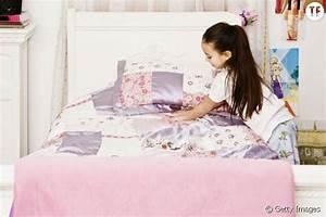 Comme On Fait Son Lit On Se Couche : comment les enfants peuvent ils aider la maison le ~ Melissatoandfro.com Idées de Décoration