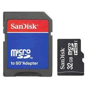 sandisk 32gb class 4 microsd micro sdhc tf flash memory card w sd adapter 32g 757450769680 ebay