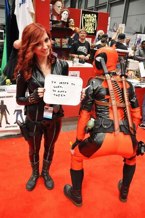 deadpool cosplay ideas  pinterest