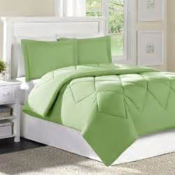 Light Green Bedding