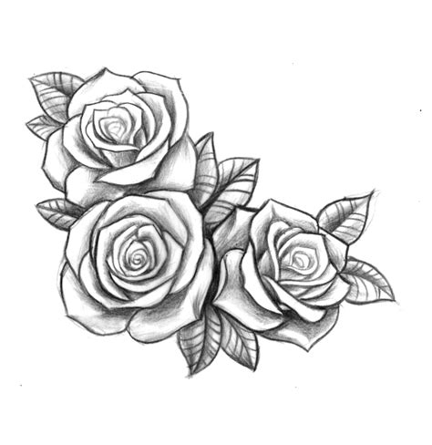 custom roses  bec tattoo designs   pinterest