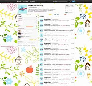 20 Cool Twitter Backgrounds & Layouts | Free & Premium ...
