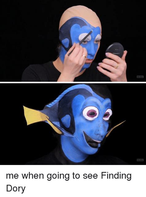 Finding Dory Memes - lease me when going to see finding dory funny meme on sizzle