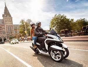 Scooter 3 Roues 125 : essai du scooter trois roues yamaha 125 tricity photo 13 l 39 argus ~ Medecine-chirurgie-esthetiques.com Avis de Voitures