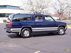 1993 Chevrolet Suburban K1500 4x4 Exterior Photos