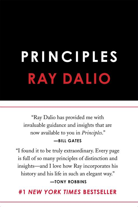principles book  ray dalio official publisher page