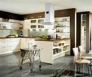 Ideen Für Küchenwände : wandfarbe k che ausw hlen 70 ideen wie sie eine wohnliche k che gestalten ~ Sanjose-hotels-ca.com Haus und Dekorationen
