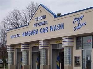 Niagara Car Wash Cicero New York Neon Signs on