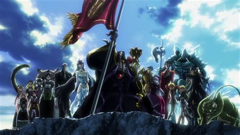 overlord opening creditless p fps youtube
