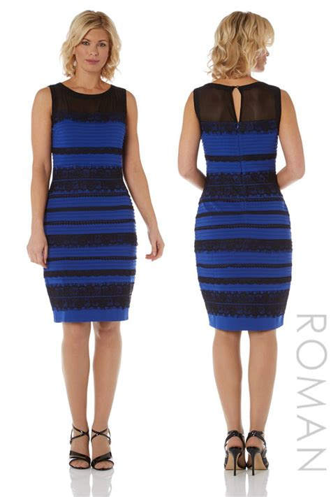 dress black blue photos proof that 39 the dress 39 is black and blue not gold