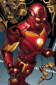 COMIC PREVIEW: Your first look at Iron Man #5