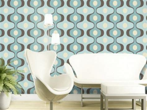 modern retro wallpaper wall modern retro wallpaper ideas modern retro wallpaper great choice for vintage home