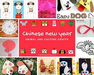 Pinyin Chart For Kids 18 Chinese New Year Crafts Animal And Culture Projects
