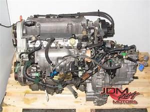 Jdm D16a Vtec Engine D16ay7 Motor Honda Civic 96  Acura El