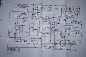Case International 7110 Wiring Diagrams