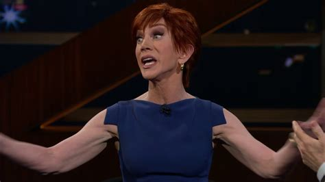kathy griffin laugh  head  real time  bill