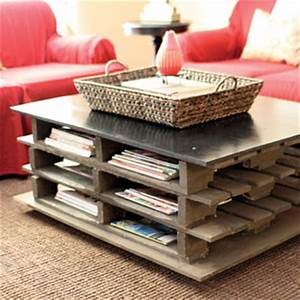 Wood Pallet Project Ideas - Do It Yourself - MOTHER EARTH NEWS
