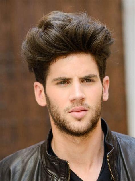 haircuts  men  thick hair high volume