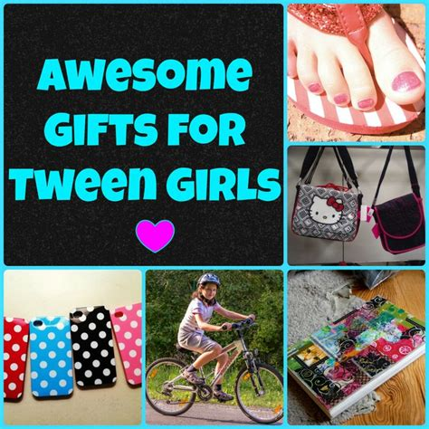 best gifts for girls aged 10 gifts for tween ages 10 12
