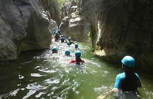 Discovery Canyon Of The Gorges Of Guadalmina River