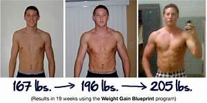 For Fast Weight Gain Before and After Men - Bing images