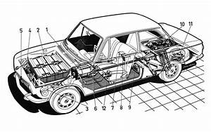 Bmw 1602 Electric Car Diagram Photo 2