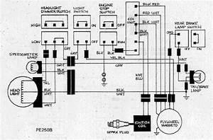 Powerdynamo Assembly Instruction For Suzuki Pe 175  250