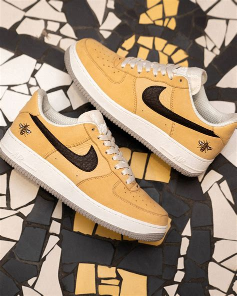 Size? x Nike Air Force 1