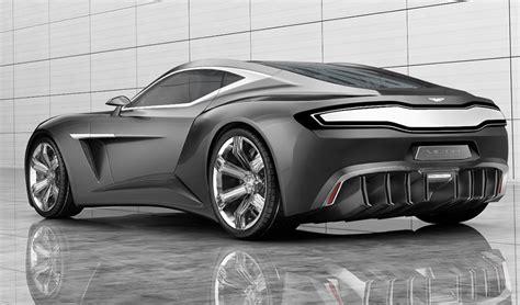 2014 Aston Martin Vie Gh Anniversary 100 Concept Dark